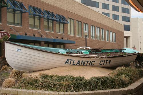 Atlantic City Casino Boat