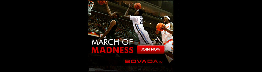 Bovada March Madness Sports Betting
