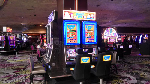 Family Guy Slots in Casino