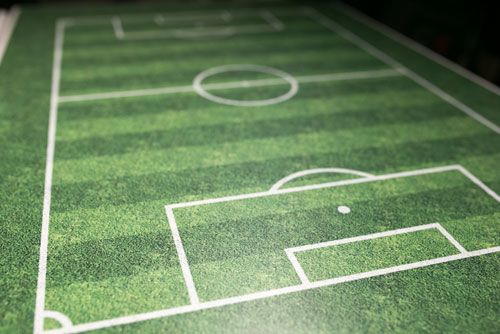 2014 World Cup Tournament Field